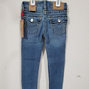 Boys size 8 skinny True Religion Jeans